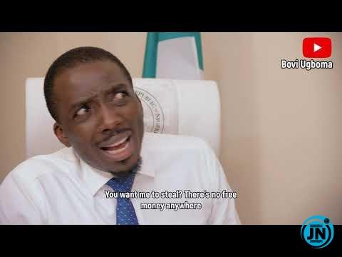 Bovi Ugboma - Banana Republic (Episode 9) (Palliatives)